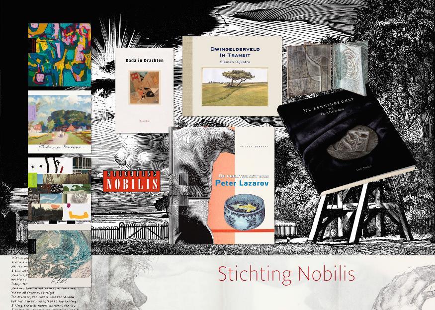 Stichting Nobilis - Prent kunst- Grafiekmappen
