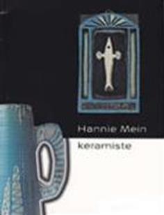 Kees Hoogendam en Pieter Jonker / Hannie Mein keramiste