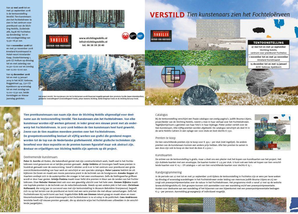 Stichting Nobilis in Fochteloo Verstild 2018