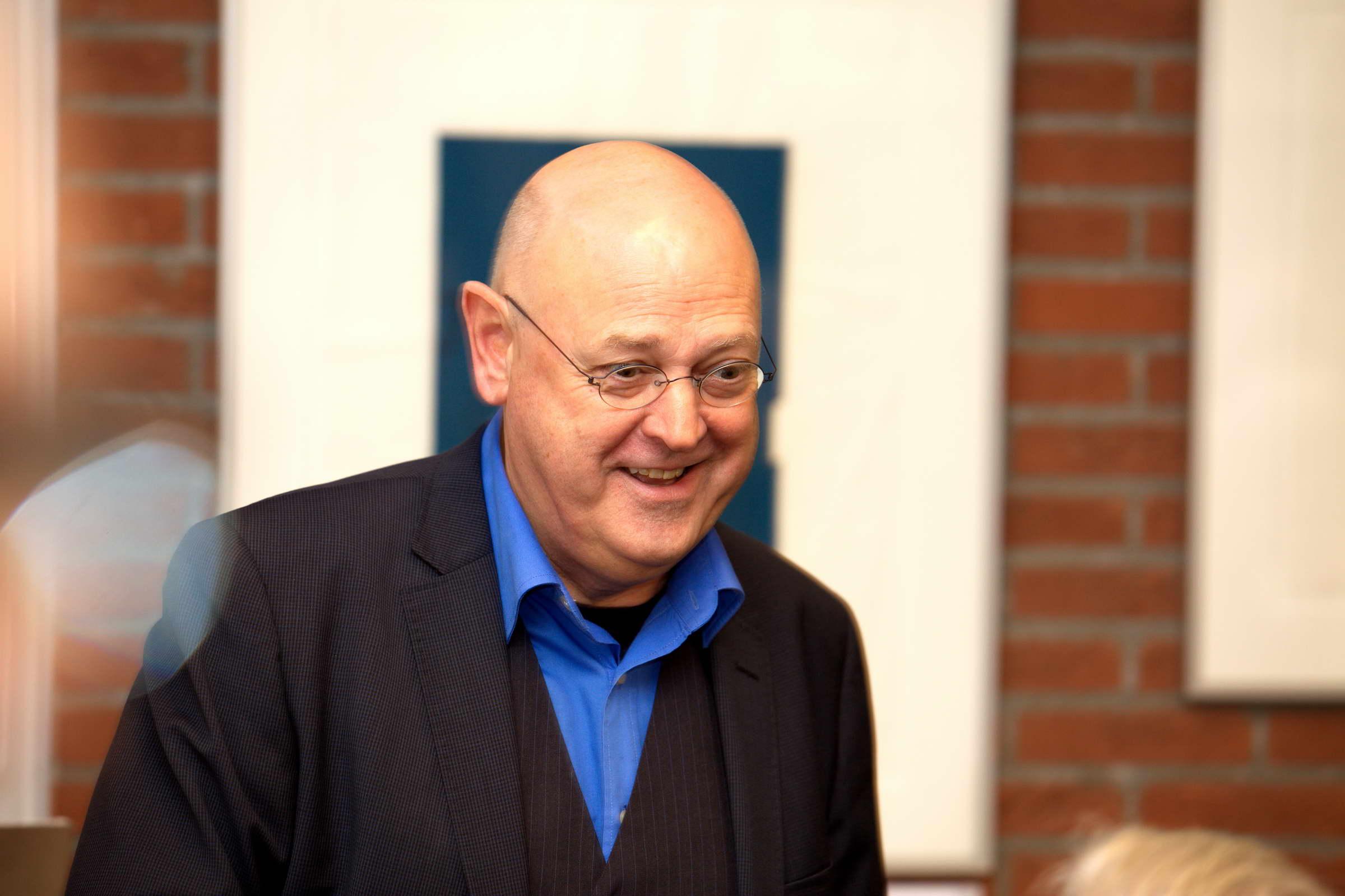 Marius Schalkwijk presenteert het Nobilis cahier over Wim Zwiers