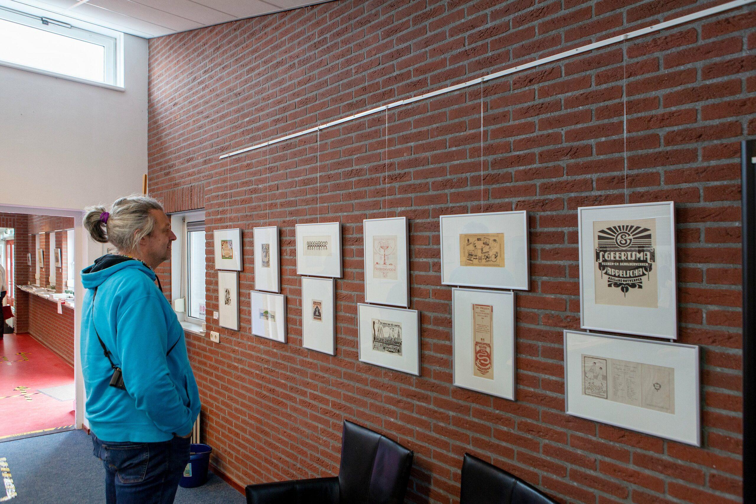 Sierd Geertsma-expositie